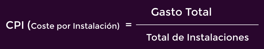 Formula CPI