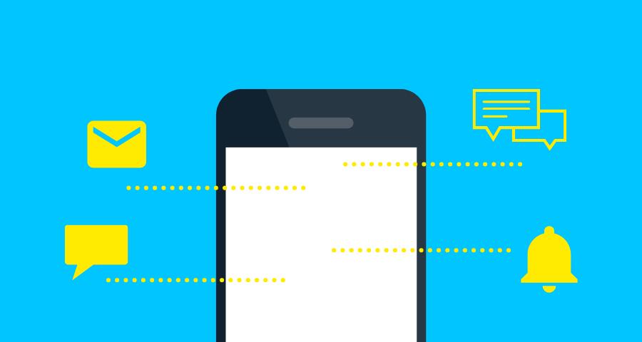 canales comunicacion apps