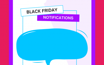 6 estrategias de Notificaciones Push para el Black Friday