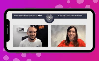 Entrevista a Silvia Justo: Posicionamiento ASO