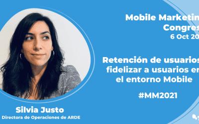 Mobile Marketing Congress 2021 ¡Reserva tu plaza!